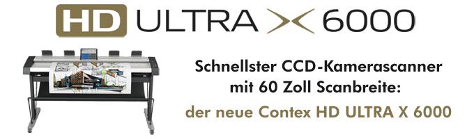 Contex HD ULTRA X 6000