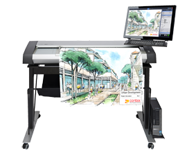 Contex SD HD Ultra Scan Station Pro LargeFormatScanner