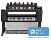 KIP-Farbplotter-Grossformatdrucker