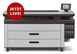 HP PageWide XL Grossformatdrucker WDV