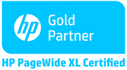 HP PageWide XL certified