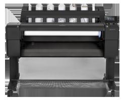 HP Designjet T930 Drucker